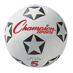 Rubber Cover Soccer Ball (Size 5)