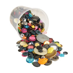 Bucket O Buttons - 16 oz.