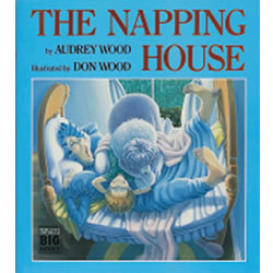 The Napping House - Big Book