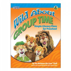 Wild About Group Time - Paperback