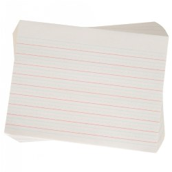 Practice Handwriting Paper - 500 Sheet Reams