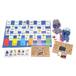 Bilingual Literacy Kit