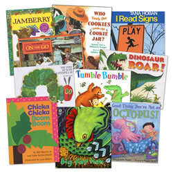 Level One Read Aloud Book Set
