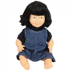 "16"" Multiethnic Doll - Asian Girl"