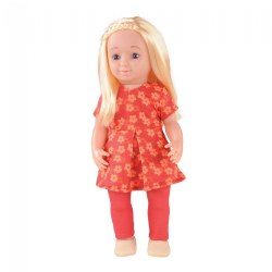"16"" Multiethnic Doll - Caucasian Girl"