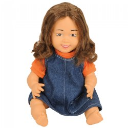 "16"" Multiethnic Doll - Hispanic Girl"