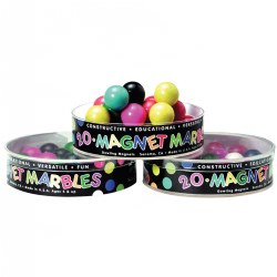 Magnetic Marbles - Set of 20