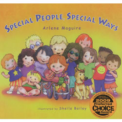 Special People, Special Ways - Hardback