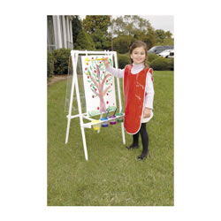 Acrylic Easel - Great for Use Indoor and Outdoor - Weather Resistant - Double-sided