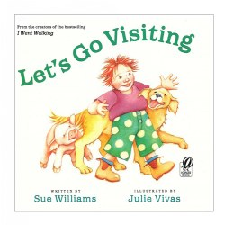 Let's Go Visiting - Paperback