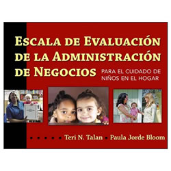 Business Administration Scale for Family Child Care, BAS (Spanish) - Paperback