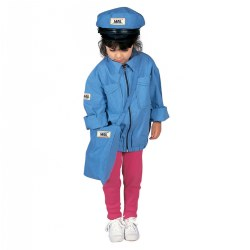 Dramatic Play Costume - Mail Carrier