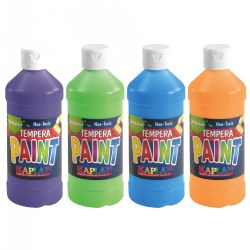 Cool Colors Washable Paint 16 oz. - Set of 4