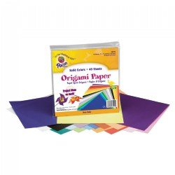 "Origami Paper - 9"" x 9"" - 40 Sheets"