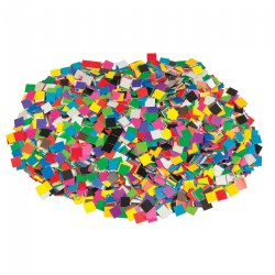 Double Color Mosaic Squares - 10,000 Pieces