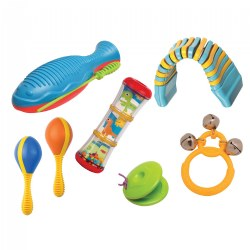 Toddler Music Set - 7 Pieces