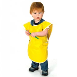 Toddler Aprons - Set of 12