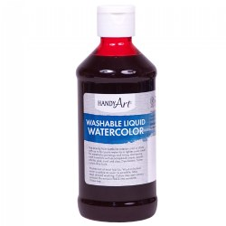 Liquid Watercolor 8 oz. - Fuchsia