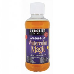 Liquid Watercolor 8 oz. - Yellow