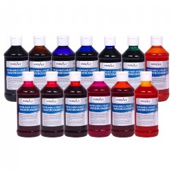 Liquid Watercolor 8 oz. - Set of 13