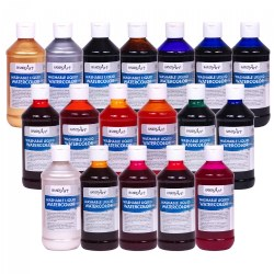 Liquid Watercolor 8 oz. - Set of 18