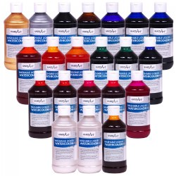 Liquid Watercolor 8 oz. - Set of 21