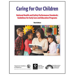 Caring For Our Children, Third Edition - Paperback