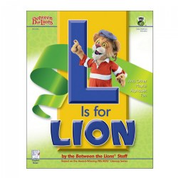 L is for Lion and Other Playful Alphabet Fun - Paperback