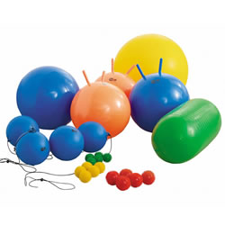 School Ball Set (25 Pieces)