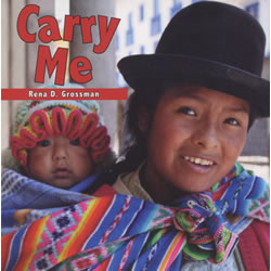 Carry Me - Board Book