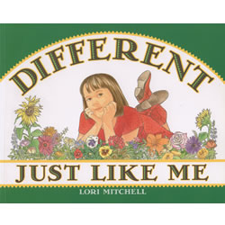 Different Just Like Me - Paperback