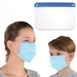 Face Mask Personal Protective Equipment Supply Set