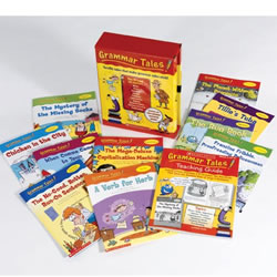 Grammar Tales Set (Set of 10)