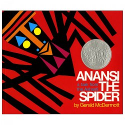 Anansi The Spider: A Tale from the Ashanti - Paperback