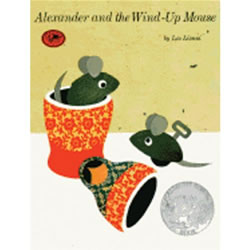 Alexander & The Wind Up Mouse (Paperback)