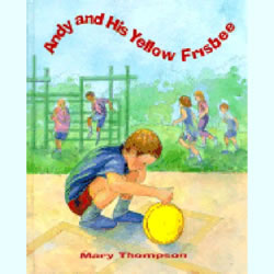 Andy & His Yellow Frisbee - Hardback