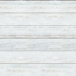 "Fadeless Design White Shiplap Paper 48"" x 50'"