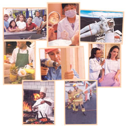 Community Helpers / Career Puzzles - Set of 12