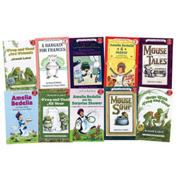 I Can Read Books Grades 1 - 3 - Set of 10