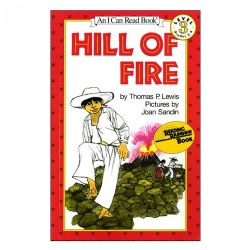 Hill of Fire - Paperback