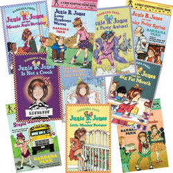 Junie B. Jones Books - Set of 10
