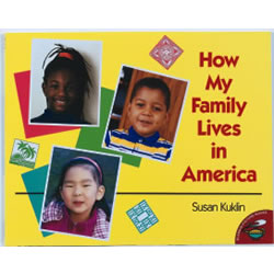 How My Family Lives In America - Paperback