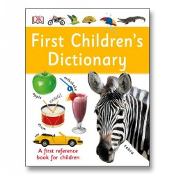 First Children's Dictionary - Hardcover