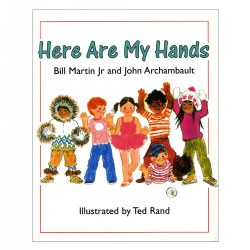 Here Are My Hands - Paperback