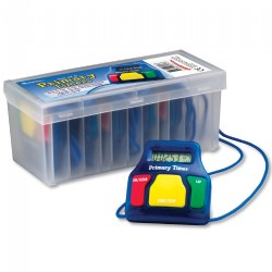 Primary Timers - Set of 6
