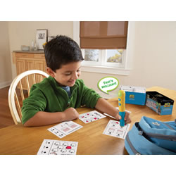 Math Quiz Card Set (Set of 9)