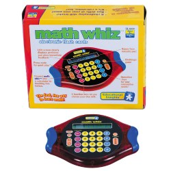 Math Whiz™ Electronic Game™