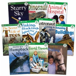 DK Readers Sets - Read Aloud Level 2