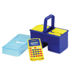 Calc-U-Vue® Tote with 10 Basic Calc-U-Vue®