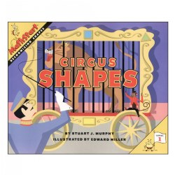 Circus Shapes - Paperback